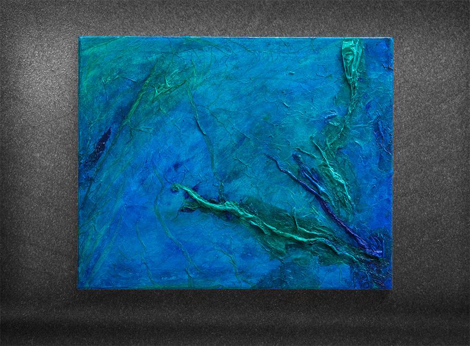 Acrylic on canvas - 2015 Douglas Lochner