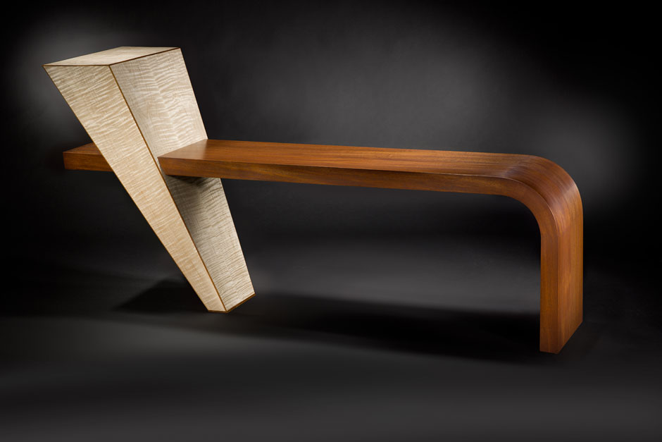 fine art furniture by Douglas Lochner